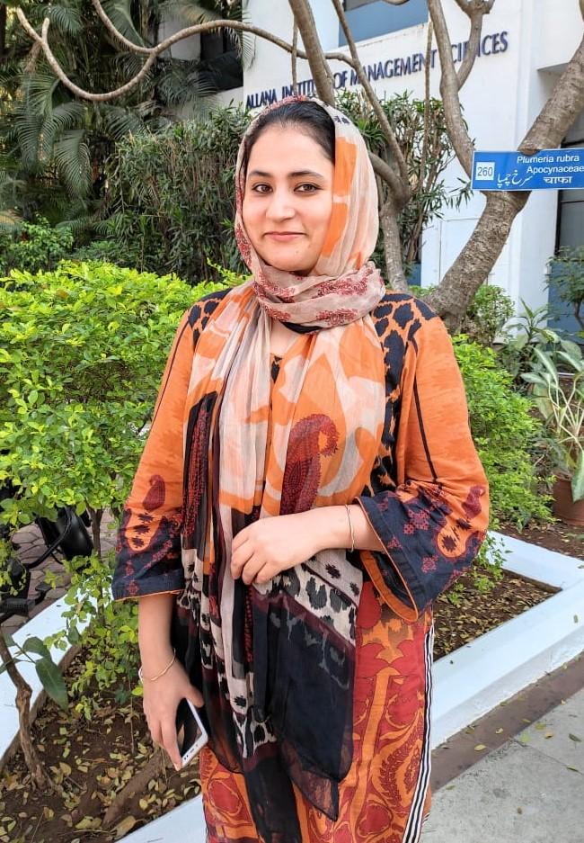Ms. Fatima Shakeel