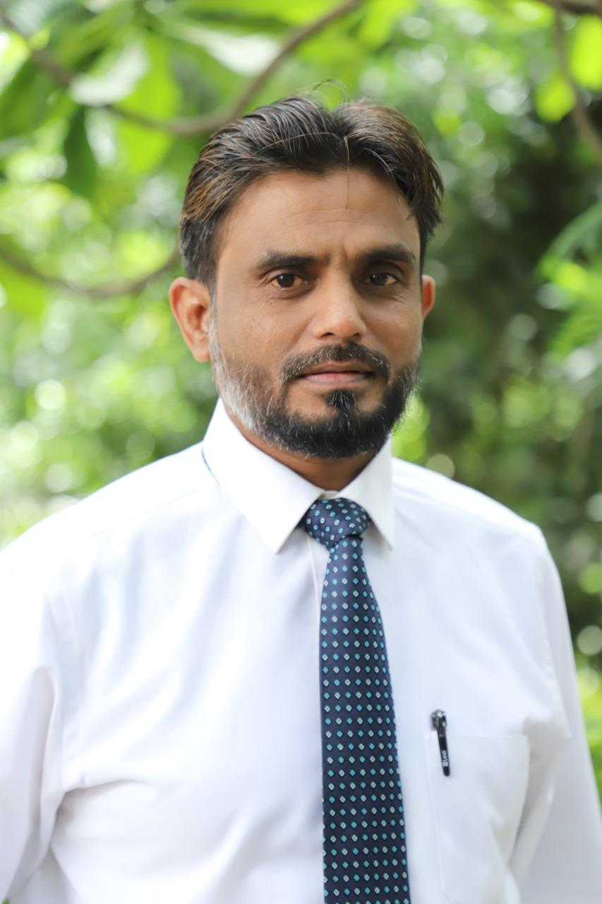 Mr. Shaikh Ashfaque Ibrahim