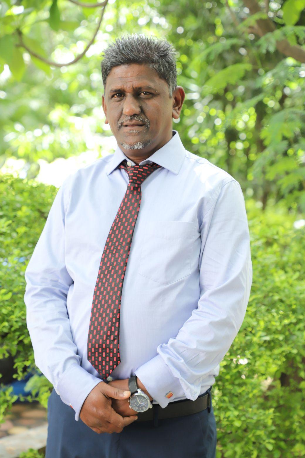 Mr. Feroz Ahmed Khan