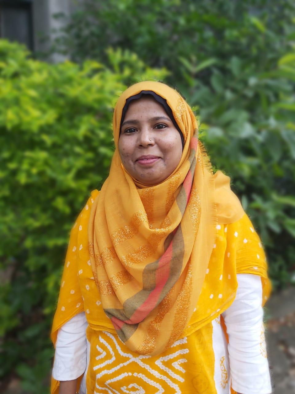 Ms. Sairabanu Pansare